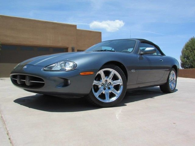 Jaguar Xk Replacement 2017 >> 2000 Jaguar XK8 Convertible for sale