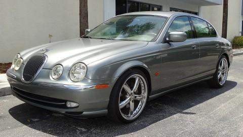 2002 Jaguar XJ6 S TYPE Sedan for sale