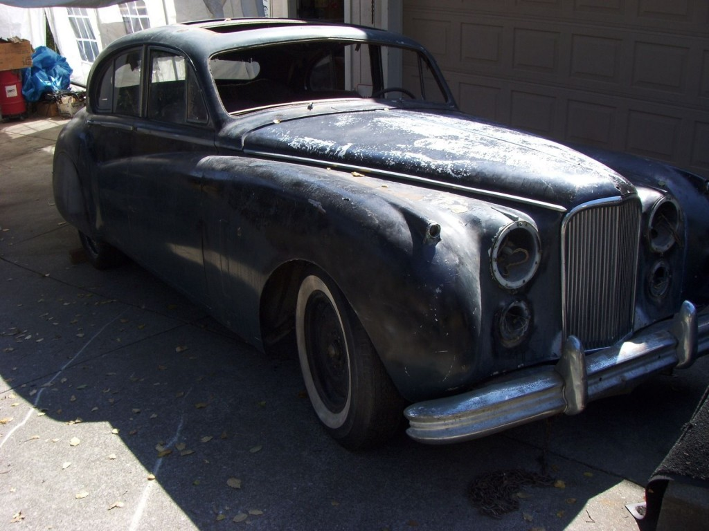 1950 Jaguar Mark VII Sedan For Sale