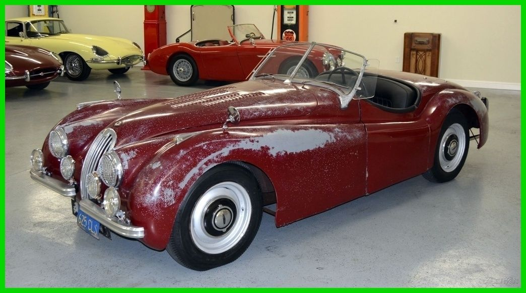 1951 Jaguar Xk 120 Roadster For Sale
