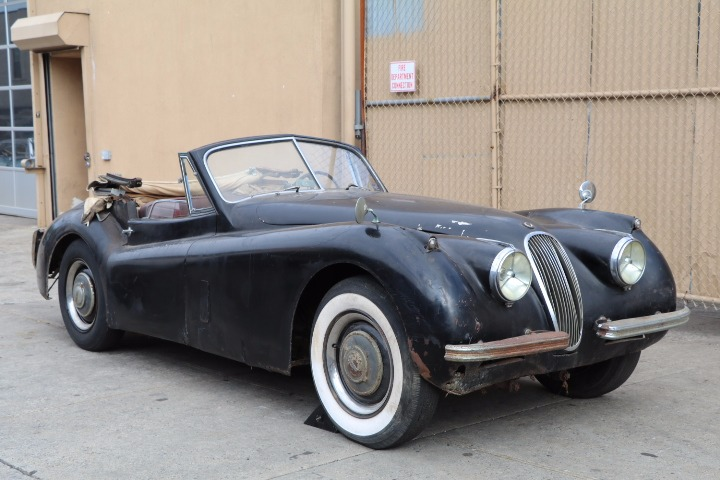 1953 jaguar xk 120 convertible for sale. Black Bedroom Furniture Sets. Home Design Ideas