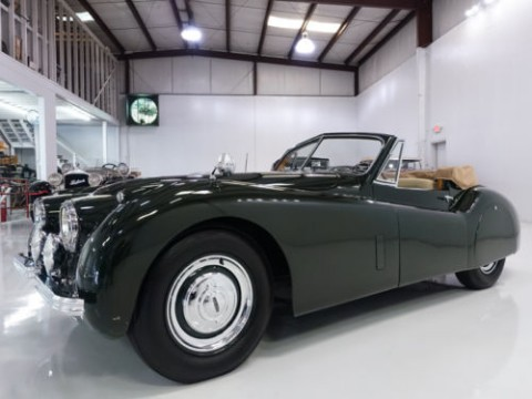 1953 Jaguar XK 120 Drophead Coupe, Beautiful RESTORATION! for sale