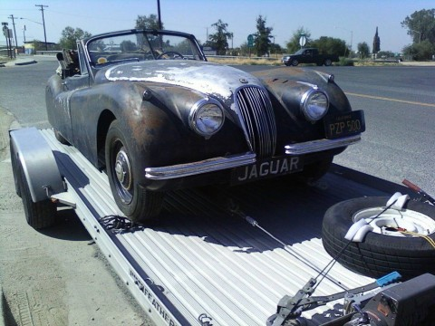 1954 Jaguar XK 120 for sale