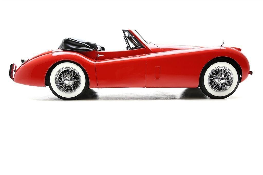 Sell used 1956 Jag Jaguar XK 140 Drop Head Coupe