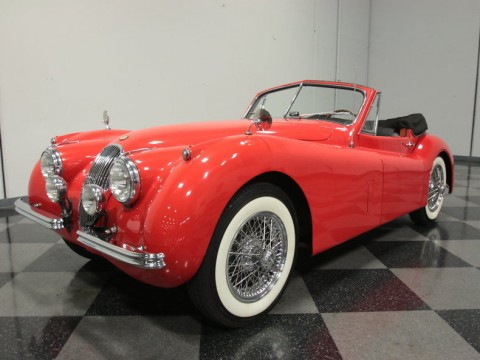 1954 Jaguar XK XK 120 SE DHC Roadster for sale
