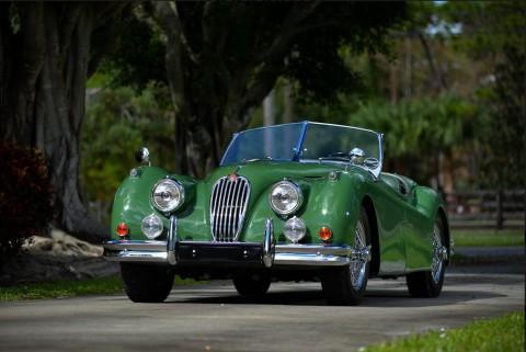 1955 Jaguar XK 140 SE Convertible for sale