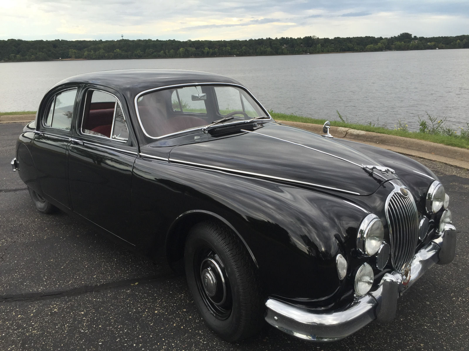 1957 Jaguar Mk1 Sedan For Sale
