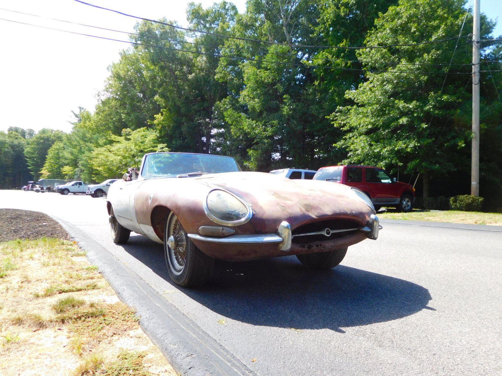 1961 Jaguar E Type For Sale