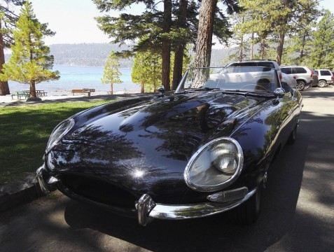 1963 Jaguar E Type Roadster for sale