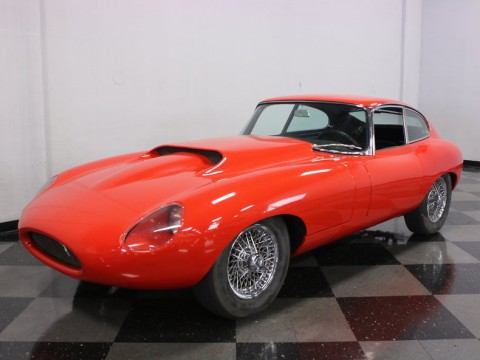 1964 Jaguar XKE Coupe for sale