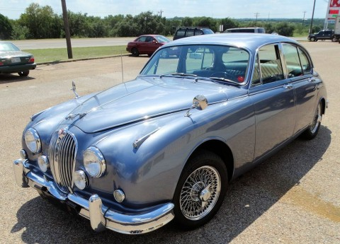 1965 Jaguar 3.8 Mk II Saloon for sale