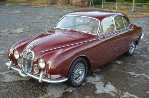 1965 Jaguar S Type Sedan for sale