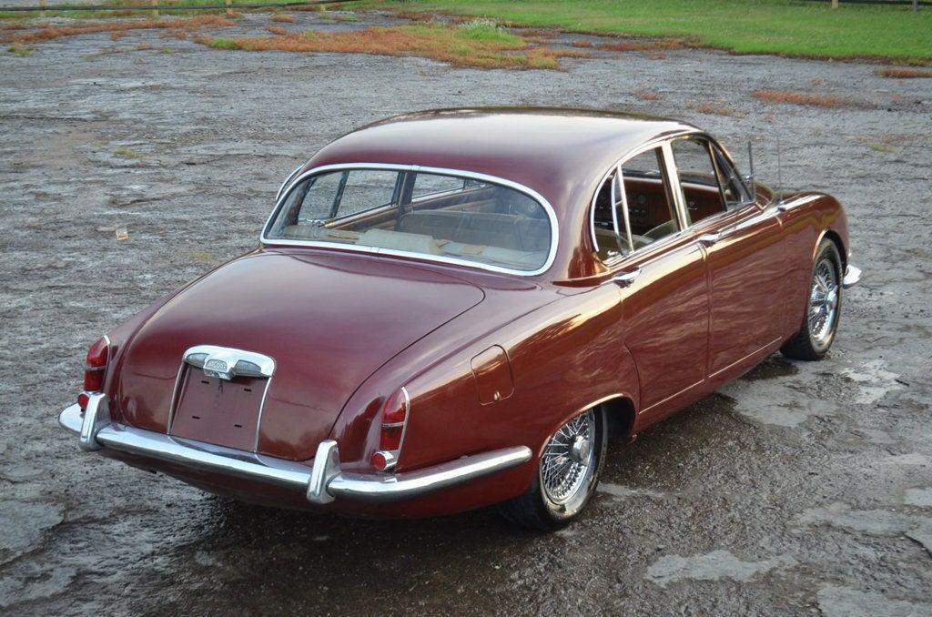 1965 Jaguar S Type Sedan for sale