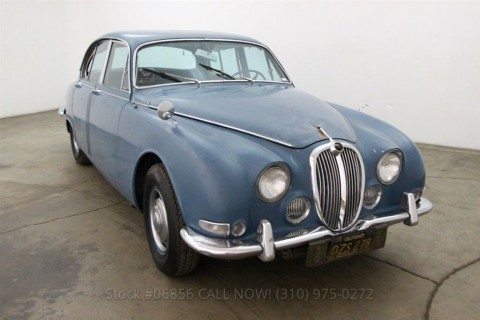1966 Jaguar 3.8 S Sedan for sale