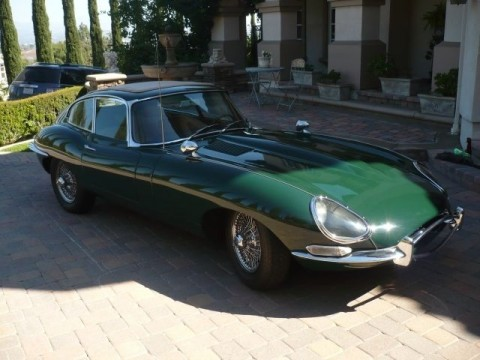 1966 Jaguar E Type Coupe for sale