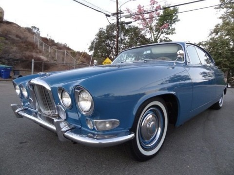 1966 Jaguar Mk X Sedan for sale