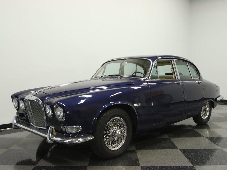 Gm 700r4 Transmission >> 1967 Jaguar 420 Sedan for sale
