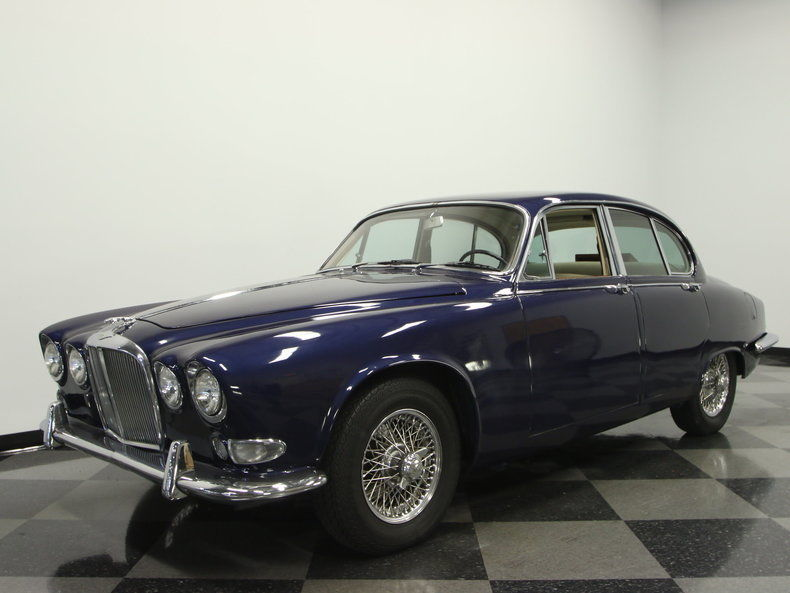 1967 Jaguar 420 Sedan For Sale