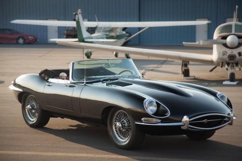 1967 Jaguar E Type Roadster for sale