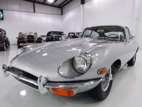 1969 Jaguar E Type Series II 4.2 Fixed Head Coupe for sale