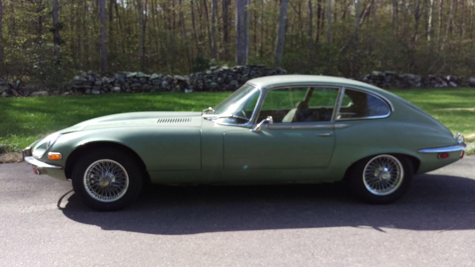 1971 Jaguar E Type Coupe For Sale