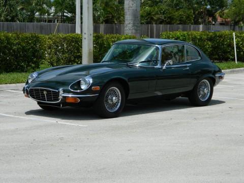 1971 Jaguar E Type XKE V 12 2+2 Series III Coupe for sale