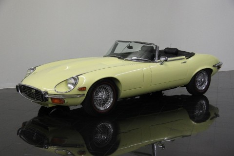 1972 Jaguar XKE Convertible for sale