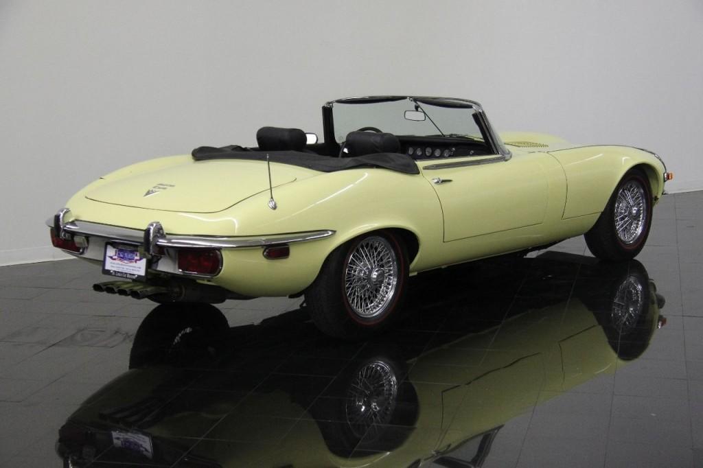 1972 Jaguar Xke Convertible For Sale
