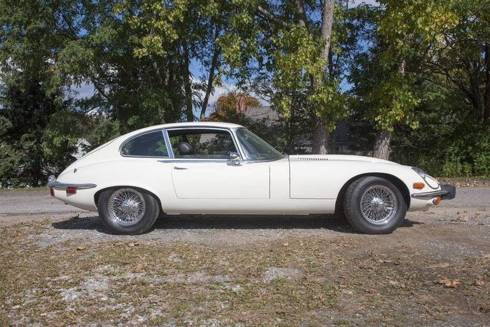 1973 Jaguar E Type Coupe For Sale