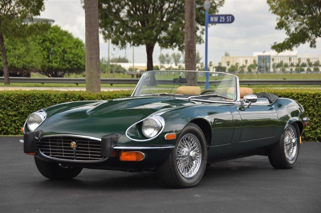 1974 Jaguar E Type Series Iii For Sale