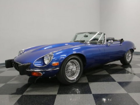 1974 Jaguar E Type XKE Roadster for sale