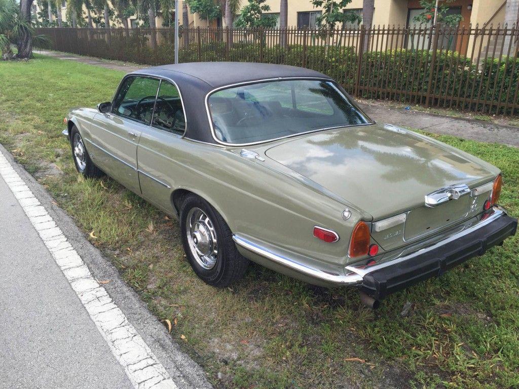 1975 Jaguar XJ6 Coupe for sale