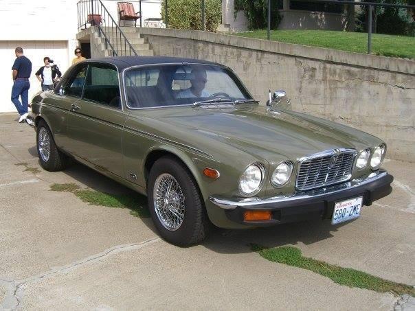 1976 Jaguar XJ12 coupe for sale