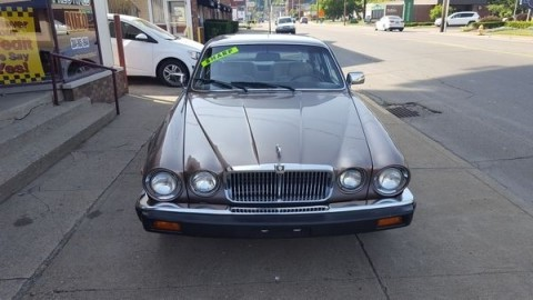 1985 Jaguar XJ6 Vanden Plas for sale