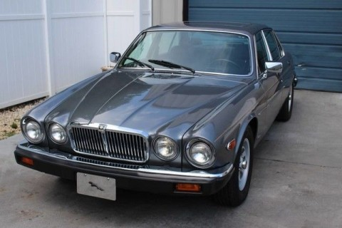 1987 Jaguar XJ6 Sedan for sale