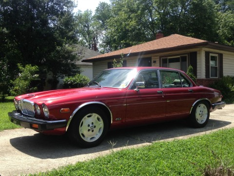 1987 Jaguar XJ6 Vanden Plas for sale