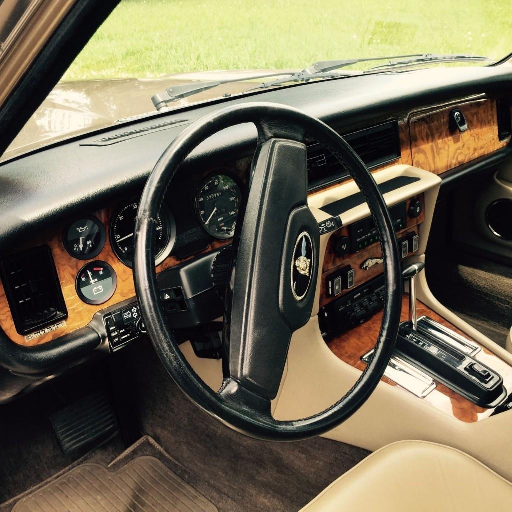 2006 Jaguar X Type Interior: 1987 Jaguar XJ6 Vanden Plas For Sale