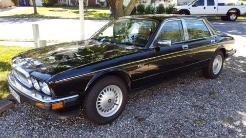 1989 Jaguar XJ Sedan for sale