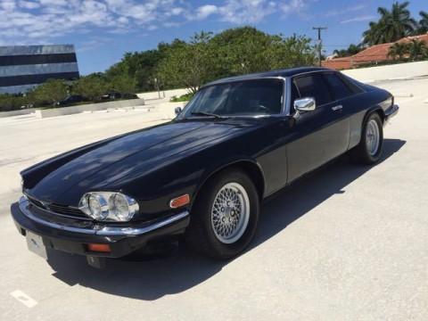 1989 Jaguar XJS V12 Coupe for sale