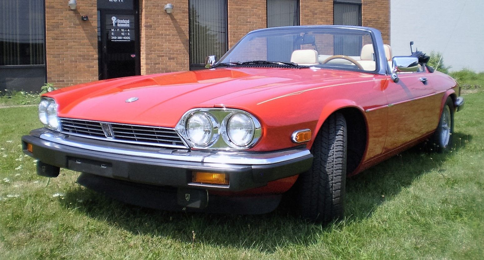 1991 jaguar xjs classic convertible for sale for Classic american convertibles for sale