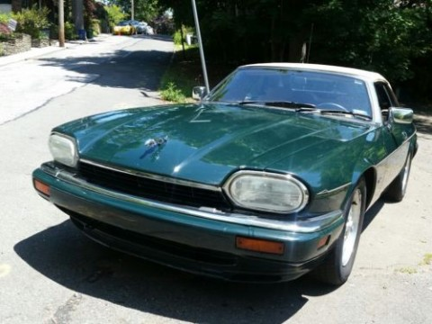 1995 Jaguar XJS 2dr Convertible for sale