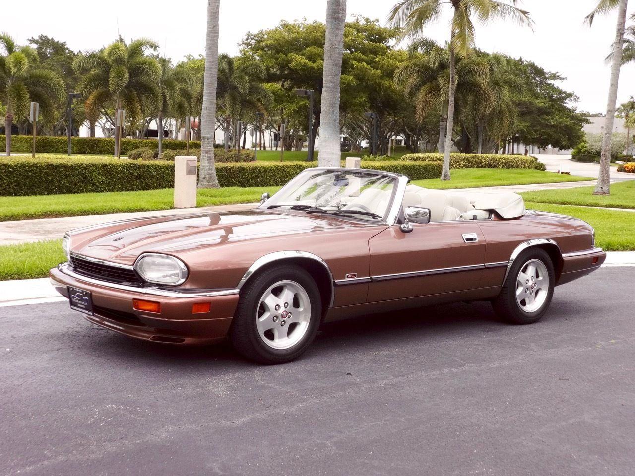 1995 Jaguar Xjs 4 0 Convertible For Sale