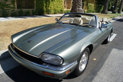 1995 Jaguar XJS 4.0L Convertible for sale
