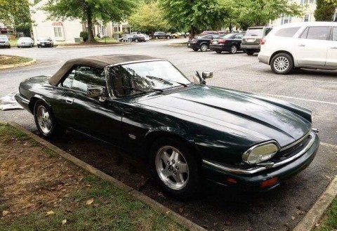 1995 Jaguar XJS Convertible for sale