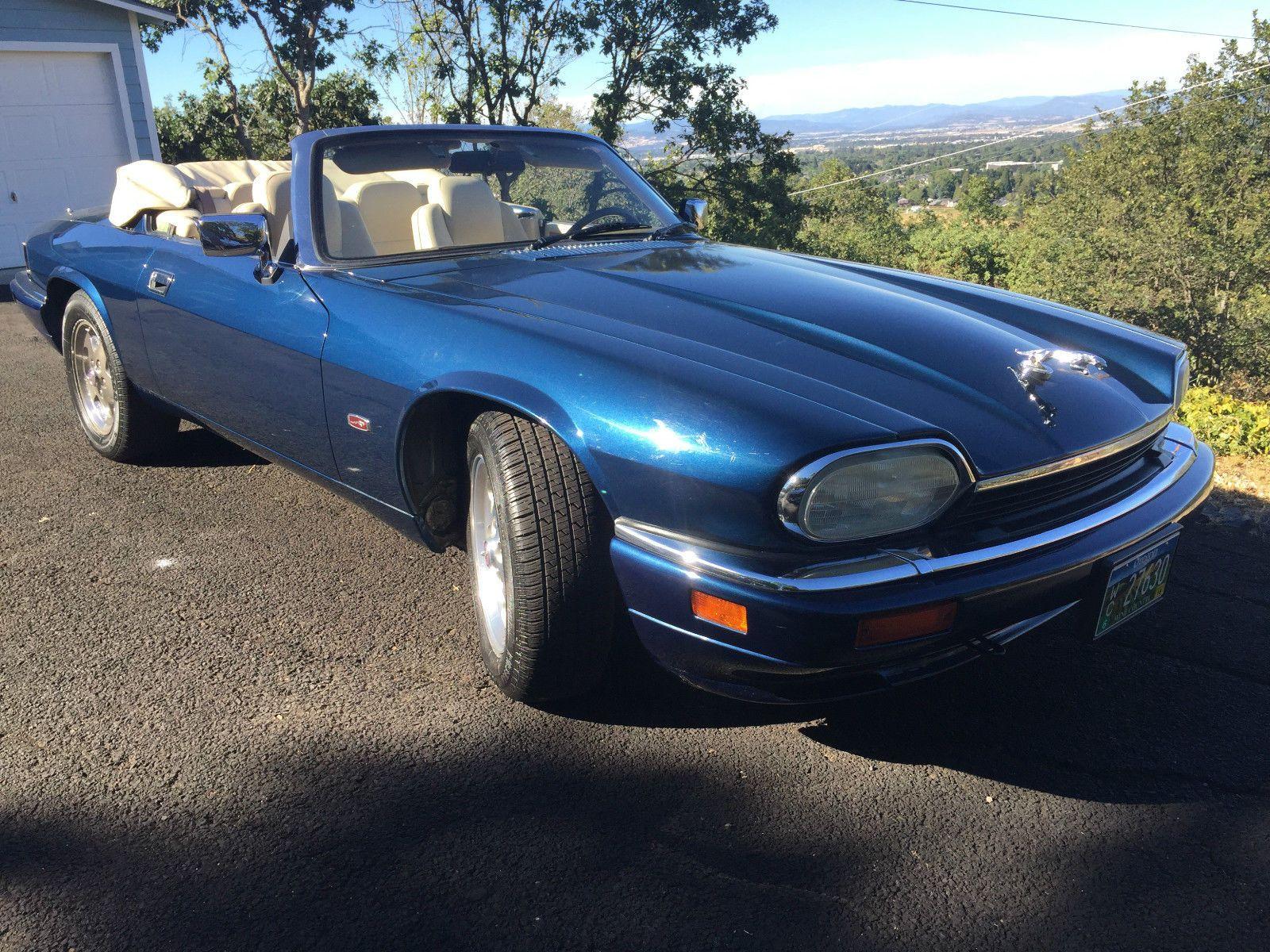 1995 Jaguar XJS Convertible for sale