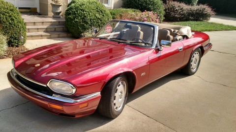 1996 Jaguar XJS 2 + 2 for sale