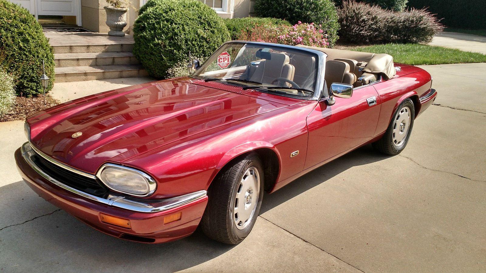 1996 Jaguar XJS 2 + 2 for sale