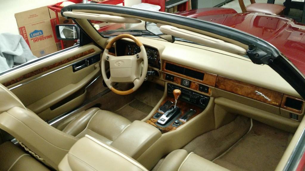 1996 Jaguar XJS 2 + 2