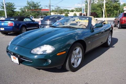 1997 Jaguar XK Convertible for sale
