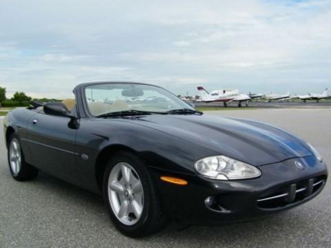 1997 Jaguar XK Convertible for sale